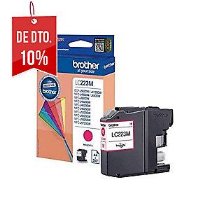 Tinteiro  BROTHER magenta LC223M para J562DW/J4120DW