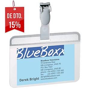 Pack de 25 identificadores autoplastificáveis Durable - 9 x5,4 cm