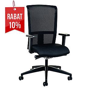 Krzesło PROSEDIA Level-x 3462, czarne