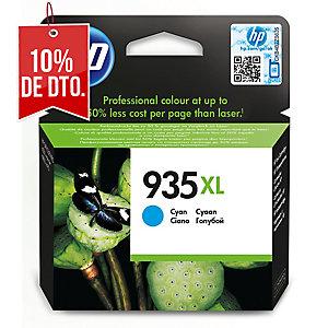 Cartucho de tinta HP 935XL cian alta capacidad C2P24AE para OfficeJet P6230