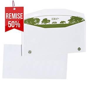 Enveloppe mécanisable recyclée 114 x 229 - 80 g - par 1000