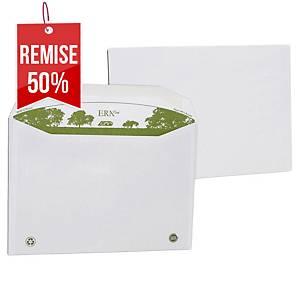 Enveloppe mécanisable recyclée 229 x 324 - 90 g - par 250