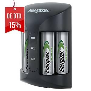 Carregador de pilhas Energizer Pro Charger + 4 pilhas AA