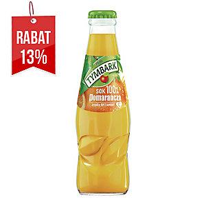 Sok pomarańczowy TYMBARK, 15 butelek x 0,2 l