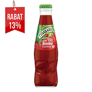 Sok pomidorowy TYMBARK, 15 butelek x 0,2 l