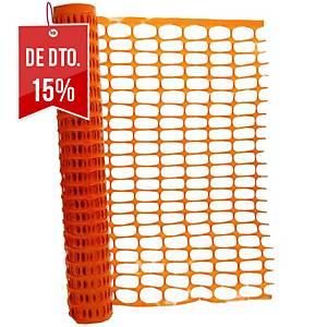 Malha de sinalização Julio García - 1 x 50 m - laranja
