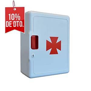 Armario botiquín de primeros auxilios Bimedica de plástico