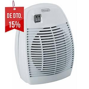 Termoventilador de ar quente DeLonghi - 2000 W - branco