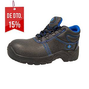 Botas de proteção Chintex 1025 S3 - preto - tamanho 42