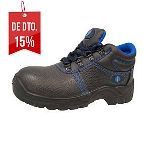 Botas de proteção Chintex 1025 S3 - preto - tamanho 44