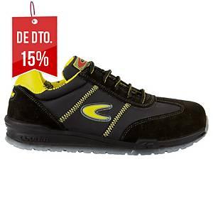 Sapatos de proteção Cofra Owens S1P - preto - tamanho 44