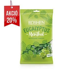 Roshen Eukalyptus mentolos cukorka 1 kg