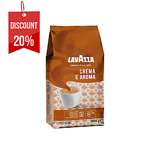 LAVAZZA GRAN CREMA E BEAN COFFEE 1KG