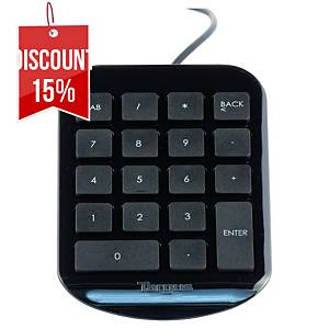 TARGUS AKP10EU NUMERIC KEYPAD USB WIRED