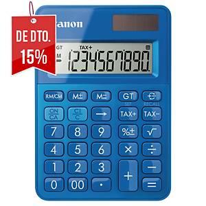 Calculadora de bolso Canon LS-100K - 10 dígitos - azul