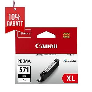 Tintenpatrone Canon CLI-571XL, 895 Seiten, schwarz