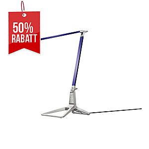 Leitz Style Smart LED-Tischleuchte, titanblau