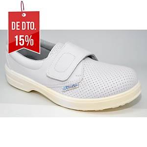 Sapatos de proteção Viana RTL032 - branco - tamanho 39
