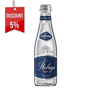 PK24 CISOWIANKA PERLAGE SPARK WATER 30CL