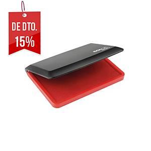 Almofada com tinta n.º 2 Colop - 70 x 110 mm - vermelho