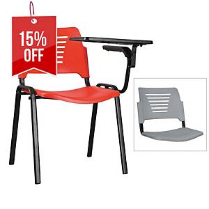 Artrich Training Chair With Writing Tablet Grey