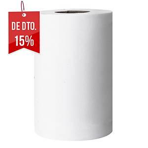 Pack 6 bobinas de toalhas de mãos Amoos - 150 m - Folha dupla - branco