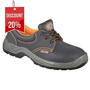 Ardon® Firlow safety shoes, S1P SRA, size 41, grey
