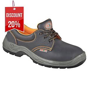 Ardon® Firlow safety shoes, S1P SRA, size 43, grey