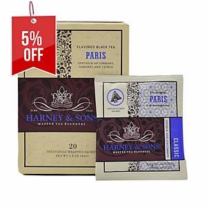 Harney & Sons Paris Tea  Enveloped - Box of 20