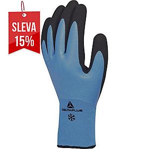 Zateplené rukavice Delta plus Thrym VV736, velikost 10, modro-černé