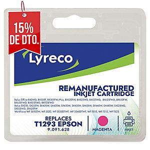 Cartucho de tinta LYRECO compatible con EPSON T1293 magenta