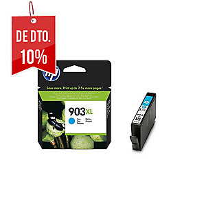 Cartucho de tinta HP 903XL alta capacidade T6M03AE cian