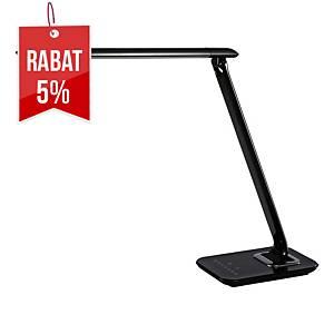 Lampa LED ALUMINOR BOB, czarna