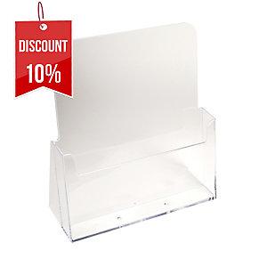 Exacompta Monobloc Counter Display, 173X73X214mm, A5, 1 Pocket