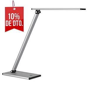Lámpara Unilux Terra - LED - brazo articulado - metal