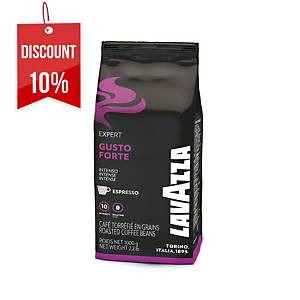 Lavazza Gusto Forte Coffee Beans, 1kg