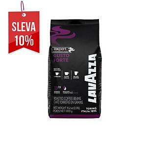 Zrnková káva Lavazza Gusto Forte, 1 kg