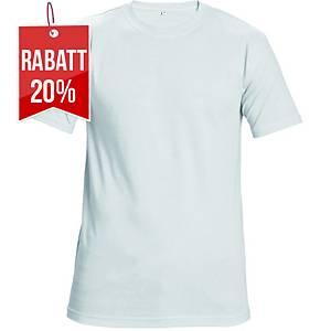 CERVA TEESTA T-Shirt mit kurzen Ärmeln, Größe L, weiß