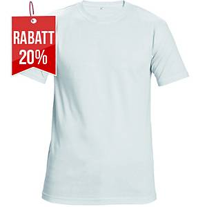 CERVA TEESTA T-Shirt mit kurzen Ärmeln, Größe XL, weiß