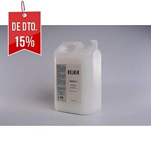 Sabonete para as mãos em gel Relber - 5 L - perfumado