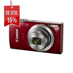 Máquina fotográfica digital Canon Ixus 185 - vermelho