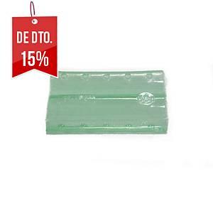 Pack de 100 blísteres para moedas de 0,10 € - verde