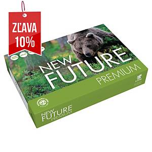 Papier Future Premiumtech, A4 80 g/m² - biely, 2500 listov