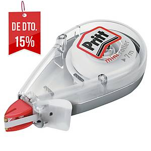 Fita corretora Pritt mini - 7 m x 4,2 mm