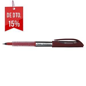 Roller metálica de tinta líquida Lyreco Ball - vermelho