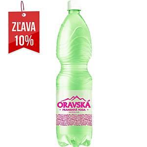 Oravská voda neperlivá 1,5L, balenie 6 kusov